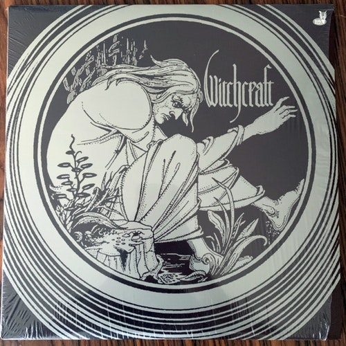 WITCHCRAFT Witchcraft (Rise Above - UK 2012 reissue) (NM) LP+7""