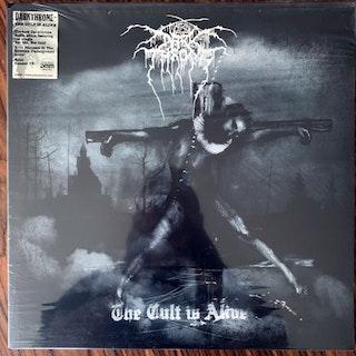 DARKTHRONE The Cult Is Alive (Peaceville - UK original) (SS) LP