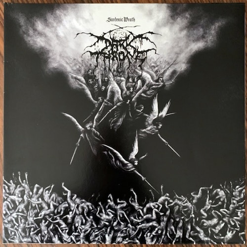 DARKTHRONE Sardonic Wrath (Moonfog - Norway original) (EX) LP