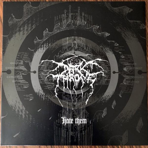 DARKTHRONE Hate Them (Moonfog - Norway original) (EX/NM) LP