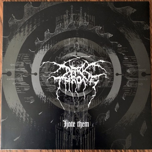 DARKTHRONE Hate Them (Moonfog - Norway original) (EX/NM) LP