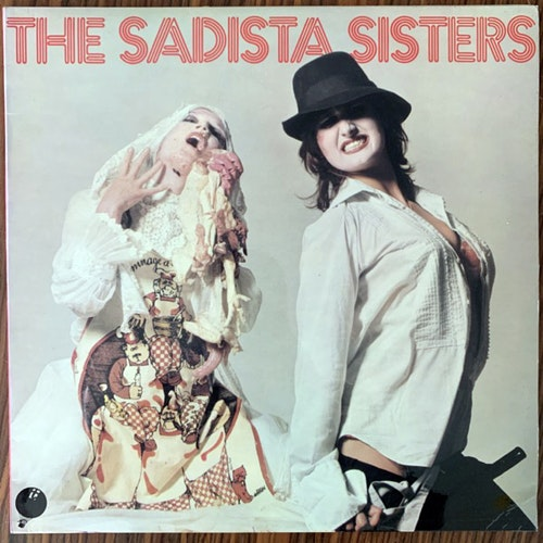 SADISTA SISTERS, the The Sadista Sisters (Transatlantic - UK original) (EX) LP