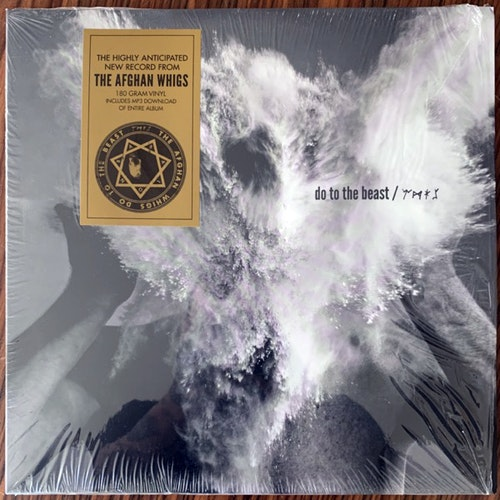 AFGHAN WIGS, the Do To The Beast (Sub Pop - USA original) (EX) 2LP