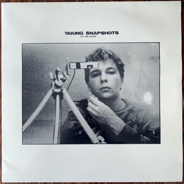 LUC VAN ACKER Taking Snapshots (Kindred Spirits - Holland reissue) (EX/VG+) LP