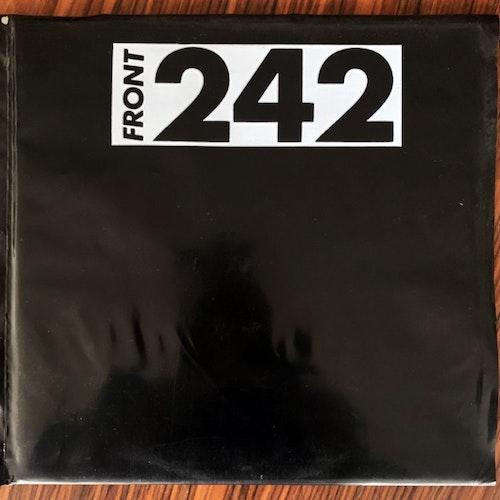 FRONT 242 Official Version (MNW - Scandinavia original) (VG+) LP