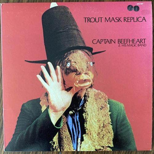 CAPTAIN BEEFHEART & HIS MAGIC BAND Trout Mask Replica (Reprise - USA 1977 reissue) (VG+/EX) (NWW List) 2LP