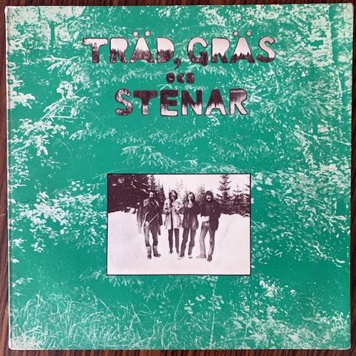 TRÄD, GRÄS OCH STENAR Träd, Gräs Och Stenar (Decibel - Sweden original) (VG/G) LP