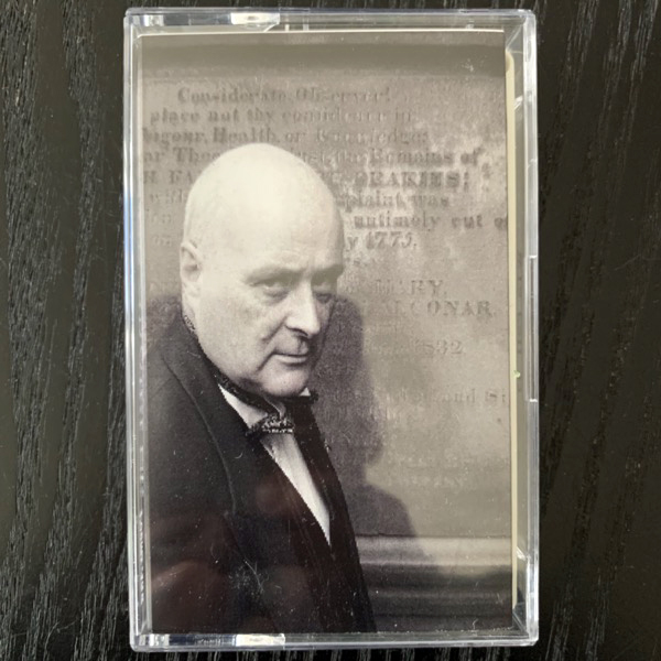 ALEISTER CROWLEY Poems And Invocations (TPOS - USA reissue) (NM) TAPE