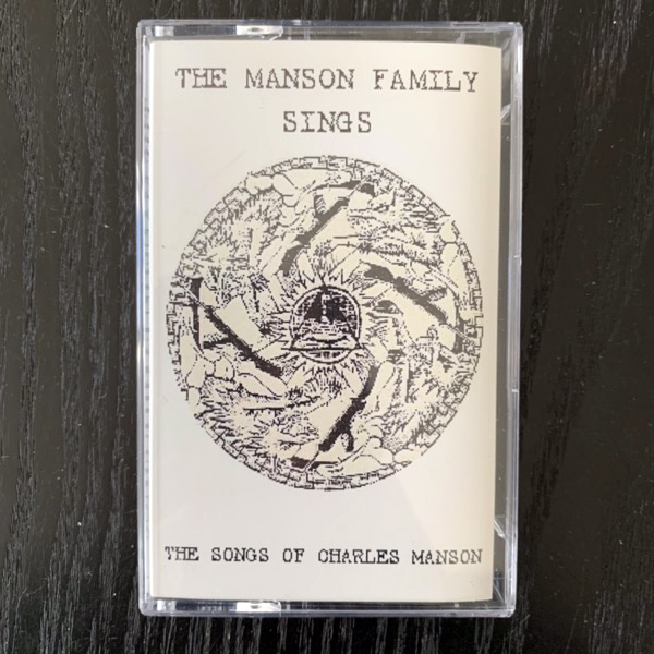 MANSON FAMILY, the The Manson Family Sings The Songs Of Charles Manson (TPOS - USA reissue) (NM) TAPE