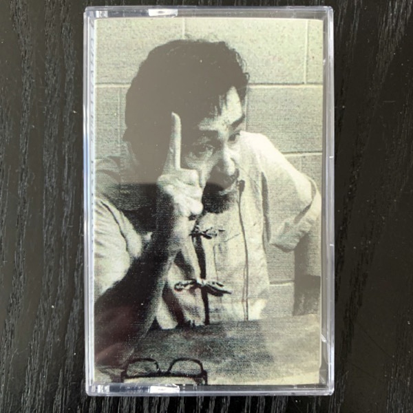 CHARLES MANSON Short Stories and Tall Tales (TPOS - USA original) (NM) TAPE