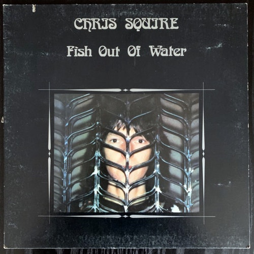 CHRIS SQUIRE Fish Out Of Water (Atlantic - USA original) (VG/VG+) LP