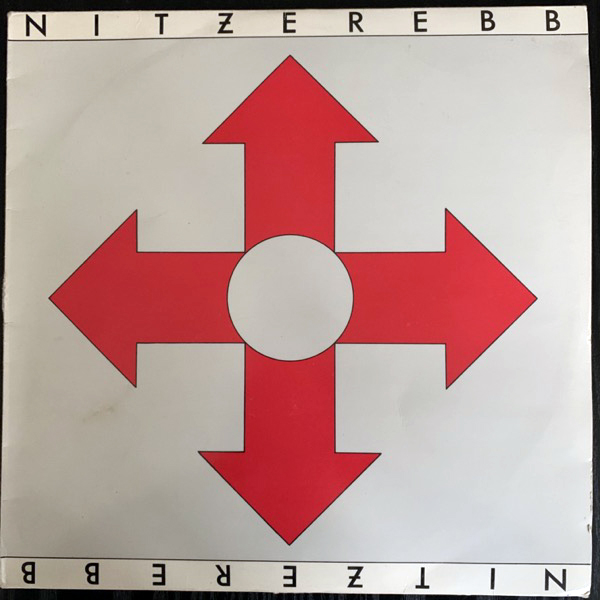 """NITZER EBB Isnt It Funny How Your Body Works (Power of Voice - UK original) (VG) 12"""""""