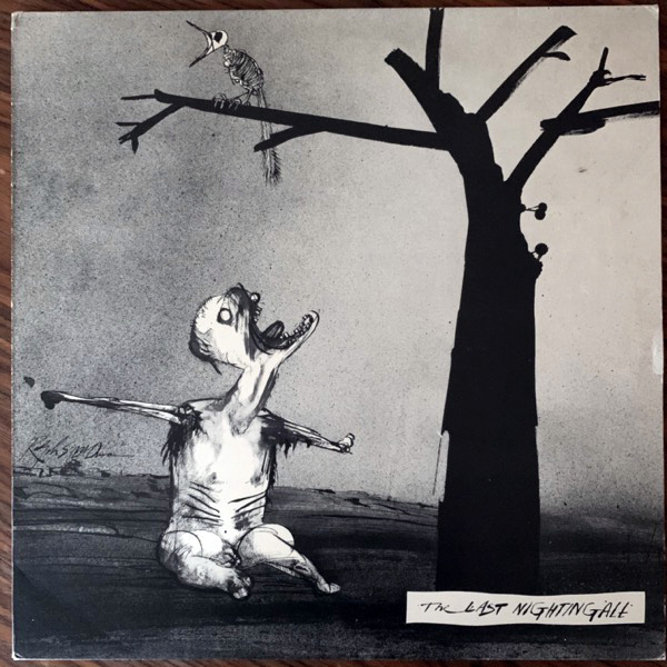 VARIOUS The Last Nightingale (Rē - UK original) (VG+/EX) LP