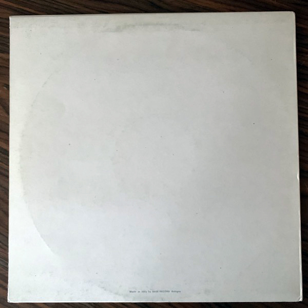 CABARET VOLTAIRE Live At The Y.M.C.A. 27.10.79 (Go - Italy original) (VG) LP