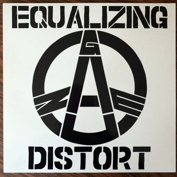 GAUZE Equalizing Distort (No label - Reissue) (NM) LP