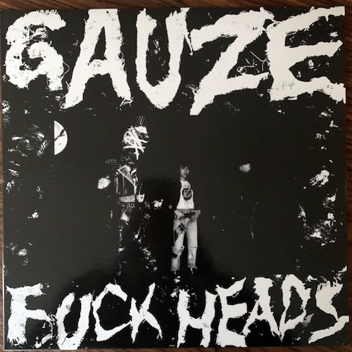 GAUZE Fuck Heads (No label - Reissue) (NM) LP