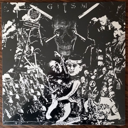 GISM Detestation (No label - Reissue) (SS) LP