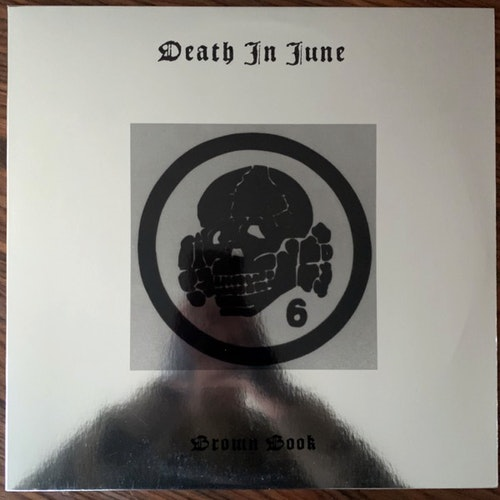 DEATH IN JUNE Brown Book (Kult-Hult - Reissue) (NM/EX) LP