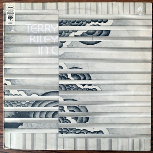 TERRY RILEY In C (CBS - UK original) (VG+) (NWW List) LP