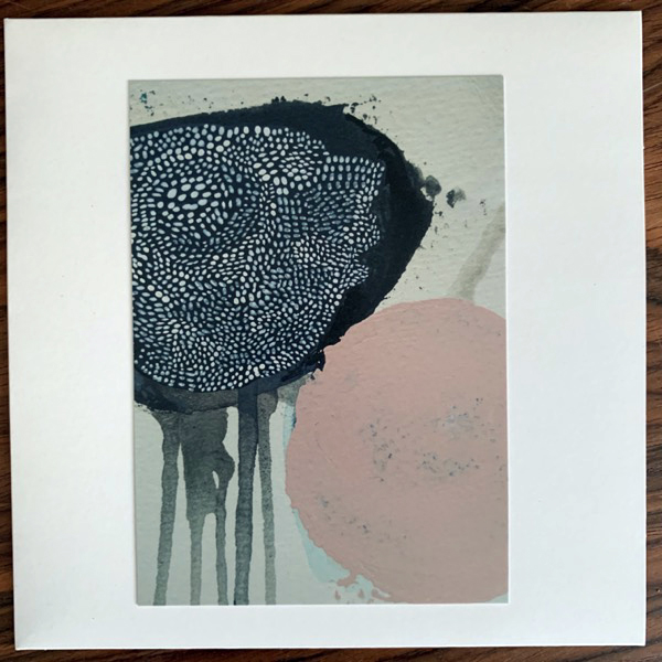 POSSET Fanzine Ink Dries Like Black Blood (I Dischi Del Barone - Sweden original) (NEW) 7""