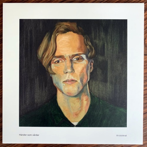 HÄNDER SOM VÅRDAR Aristokrat (Järtecknet - Sweden original) (NEW) LP