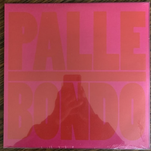 VANLIGT FOLK Palle Bondo (White vinyl) (iDEAL - Sweden original) (NEW) MLP