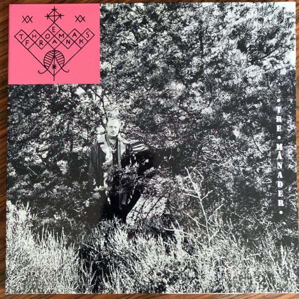 THOMAS E. FRANK Tre Månader (Omlott - Sweden original) (NEW) LP