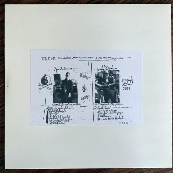 OROSKÄLLAN Oroskällans musikaliska resa i tro, missmod och fantasi (Förlag För Fri Musik - Sweden original) (NEW/VG+) LP