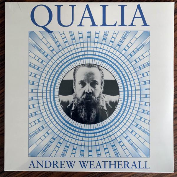 ANDREW WEATHERALL Qualia (Höga Nord - Sweden original) (SS) 2LP