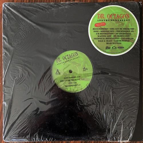 DR. OCTAGON Instrumentalyst (75 Ark - USA 2001 reissue) (EX) 2LP
