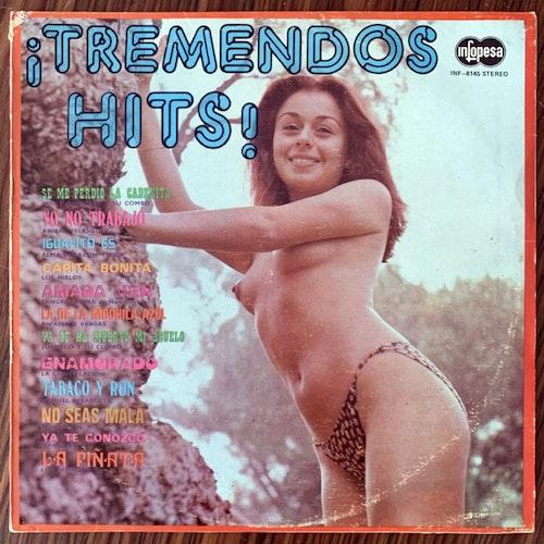 VARIOUS Tremendos Hits (Infopesa - Peru original) (VG/VG+) LP