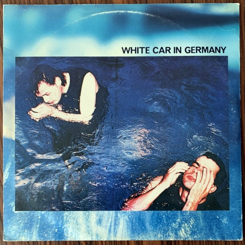 ASSOCIATES, the White Car In Germany (Situation Two - UK original) (VG/VG+) 12""