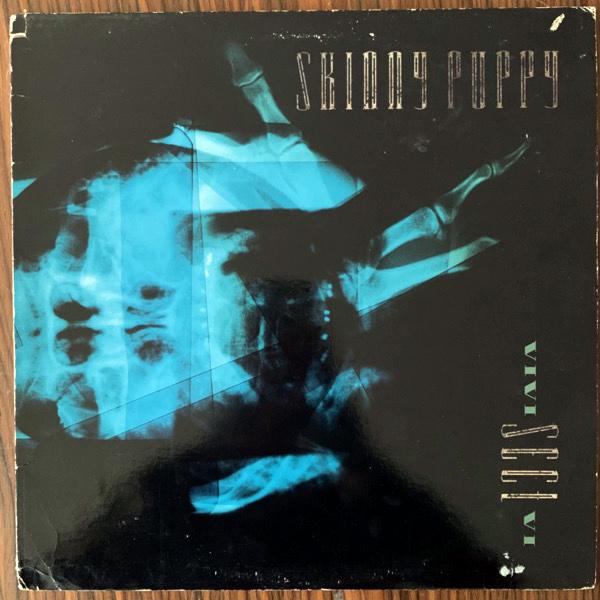 SKINNY PUPPY VIVIsectVI (Capitol - USA original) (VG/VG+) LP