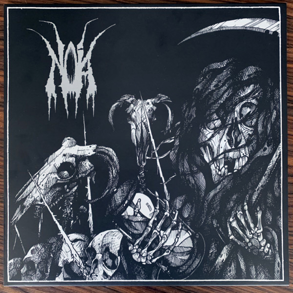 NOIA Necessary Extinction (Plague Island - Sweden original) (NM/EX) LP