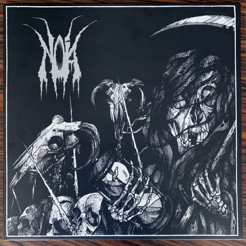 NOIA Necessary Extinction (Plague Island - Sweden original) (NM/EX) LP