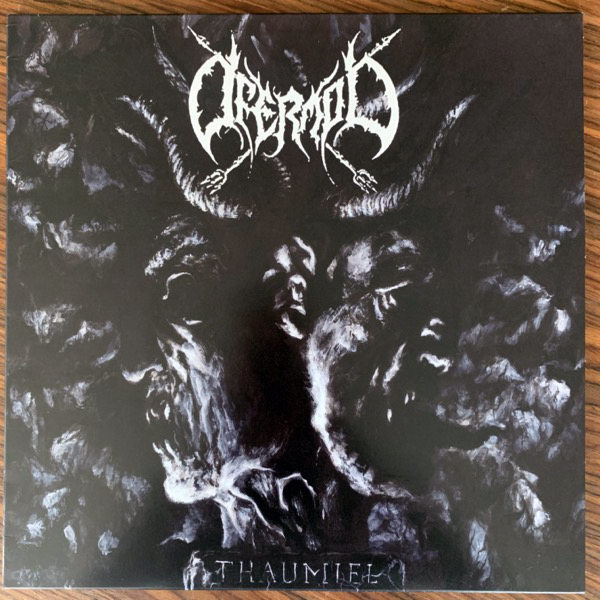 OFERMOD Thaumiel (Clear vinyl) (I Hate - Sweden 2nd press) (EX/NM) LP
