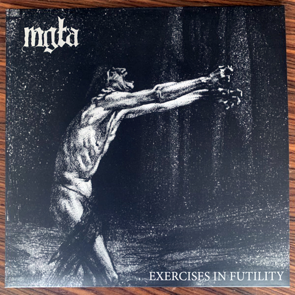 MGLA Exercises In Futility (Northern Heritage - Europe original) (NM/EX) LP