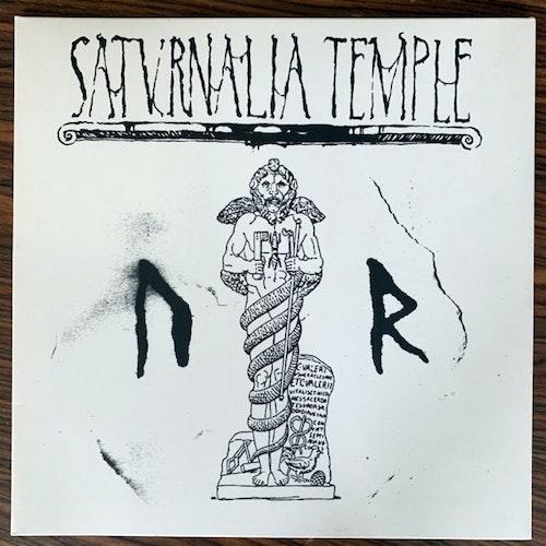 SATURNALIA TEMPLE Ur (Monumentum - Holland original) (NM/EX) LP