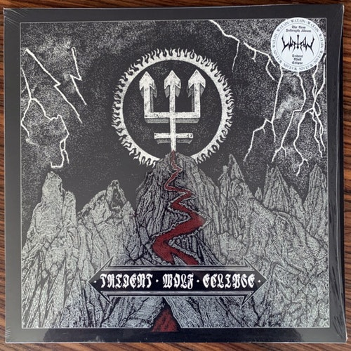 WATAIN Trident Wolf Eclipse (His Master's Noise - Europe original) (NM) LP