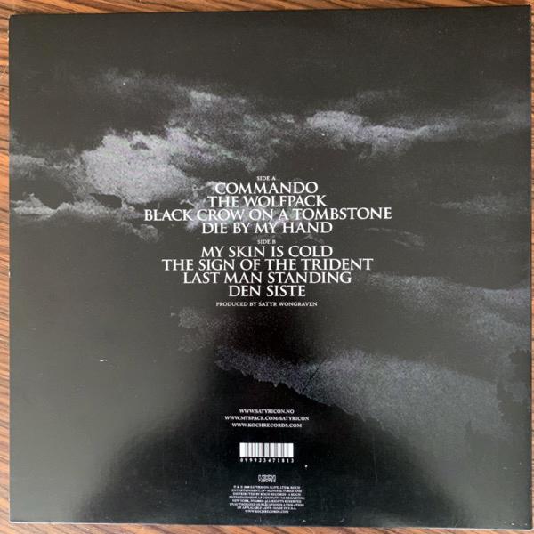 SATYRICON The Age Of Nero (Koch - USA original) (EX/VG+) LP