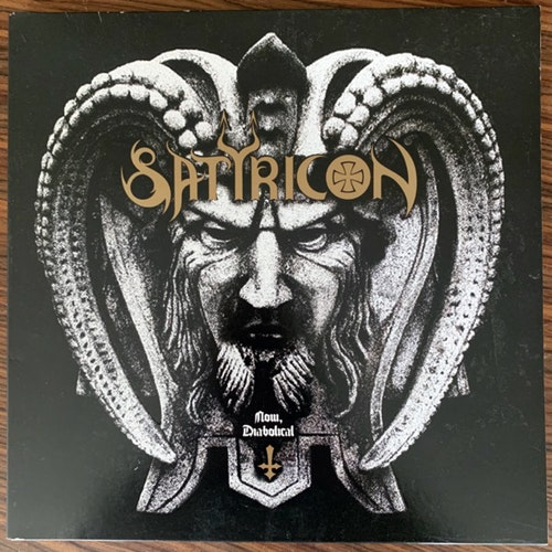 SATYRICON Now, Diabolical (Gold vinyl) (Moonfog - Norway original) (VG+/NM) LP
