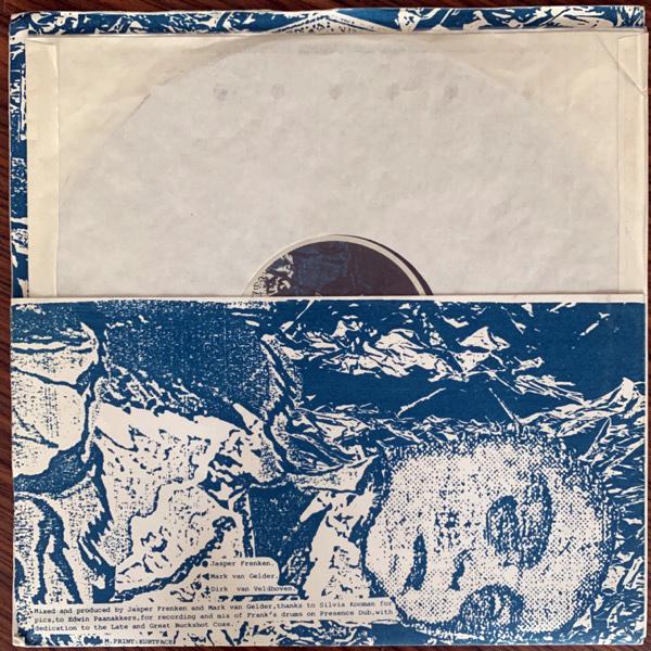 MISSION PAPUA HOLLAND Love You Baby (M.P.H. - Holland original) (VG+/VG) LP