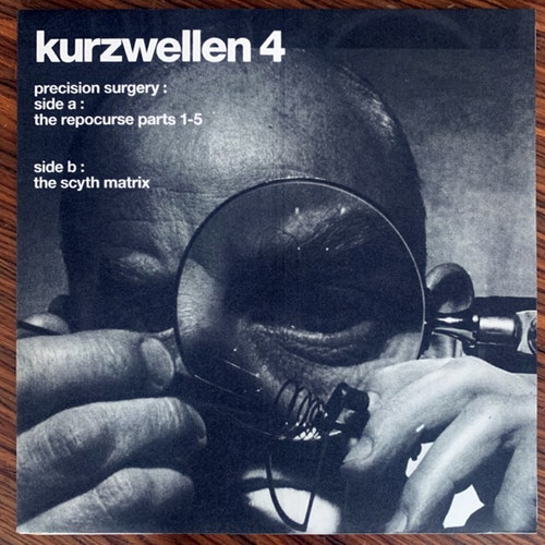 PRECISION SURGERY Kurzwellen 4 (Kurzwellen - Holland original) (EX) LP