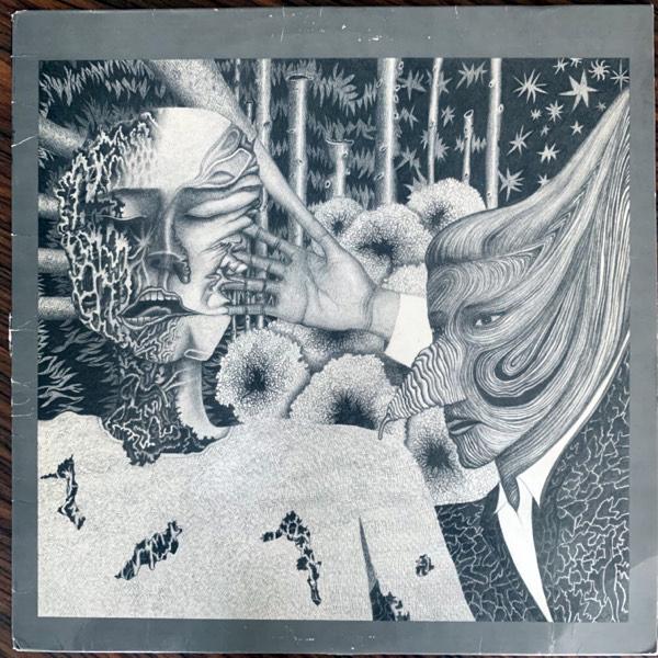 ULTRA Spray/Death/Ultra (Dom America - USA original) (VG/VG+) LP
