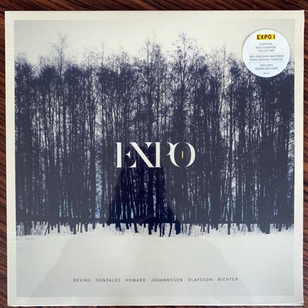 VARIOUS EXPO I (Deutsche Grammophon - Europe original) (SS) LP