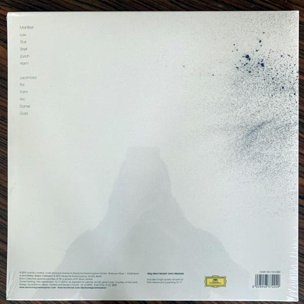 JÓHANN JÓHANNSSON, ECHO COLLECTIVE 12 Conversations With Thilo Heinzmann (Deutsche Grammophon - Europe original) (SS) LP