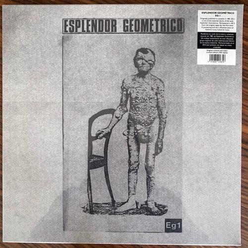 ESPLENDOR GEOMETRICO Eg1 (Geometrik - Spain reissue) (SS) LP