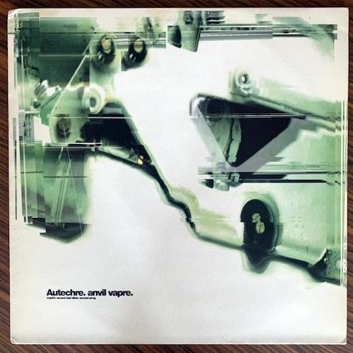 "AUTECHRE Anvil Vapre (Warp - UK original) (VG+/EX) 12"""