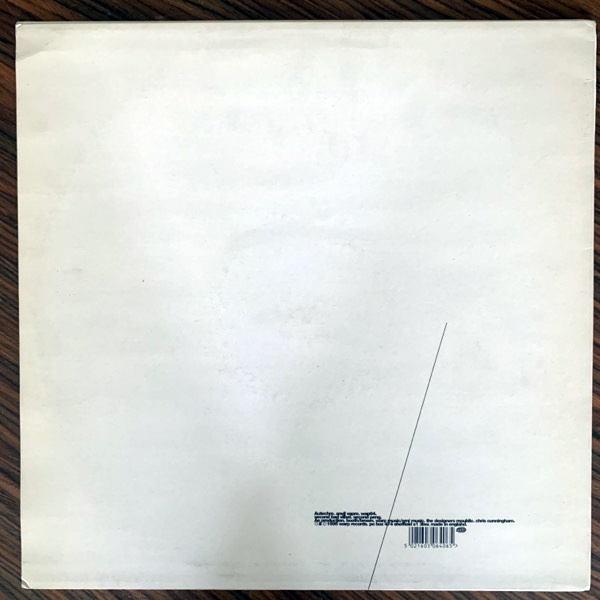 AUTECHRE Anvil Vapre (Warp - UK original) (VG+/EX) 12""