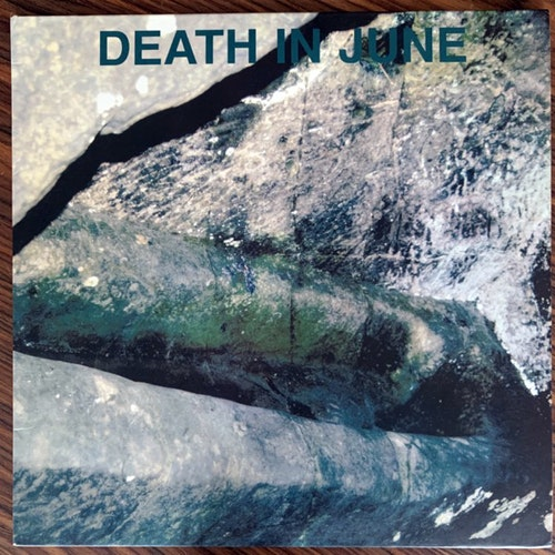 DEATH IN JUNE Operation Hummingbird (New European - UK original) (EX/VG+) LP